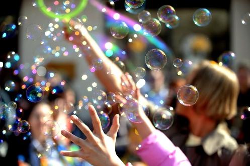 мыльные пузыри(психологический тест по кокологии)