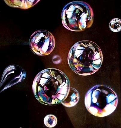 мыльные пузыри - тест по психологии
