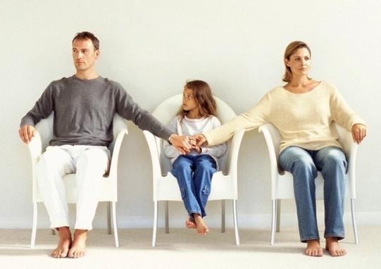 Развод родителей – как сообщить детям