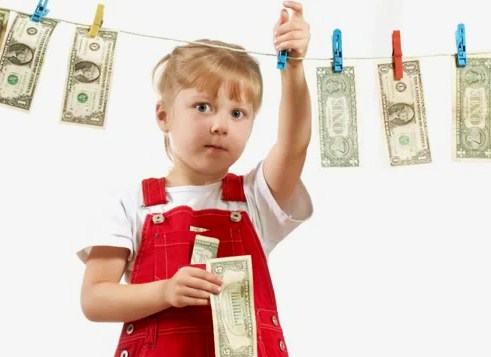 дети и деньги, финансовое воспитание, нужны ли карманные деньги