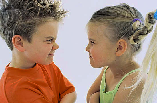 детские прозвища и клички