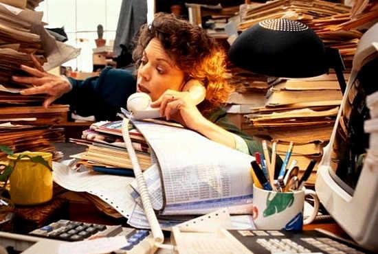 трудоголизс - причины. последствия. лечение