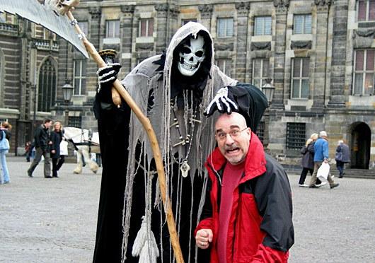 страх смерти, как избавиться от страха смерти
