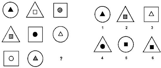 примеры логических тестов