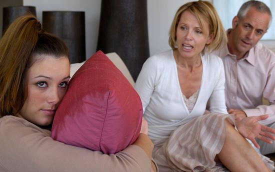 трудности общения с подростком