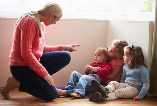 причины родительского гнева