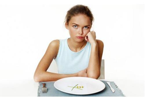 нервная анорексия у подростков и детей