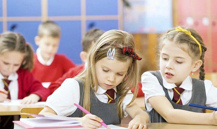 тестирование детей в школе