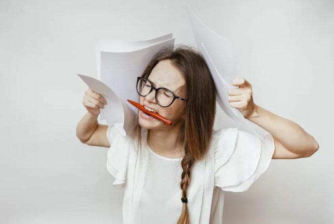 пишем, чтобы выйти из стресса