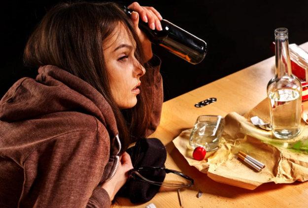 признаки, симптомы женского алкоголизма