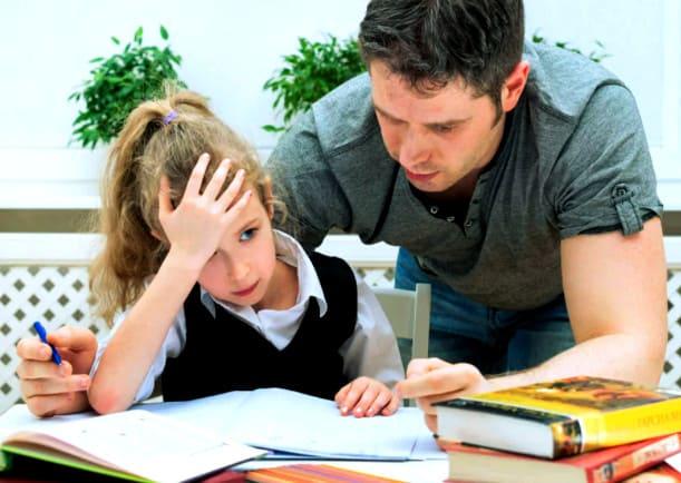 если ребенок не хочет учить уроки - что делать