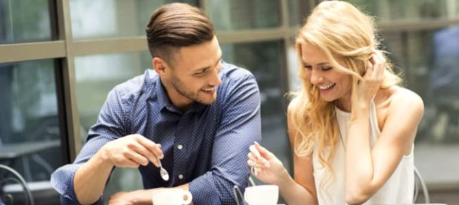 Как научиться флиртовать с мужчинами