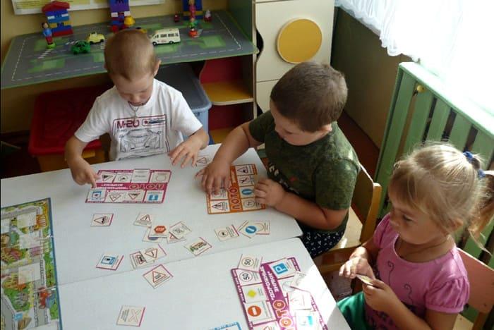 развивающие игры для старших дошкольников