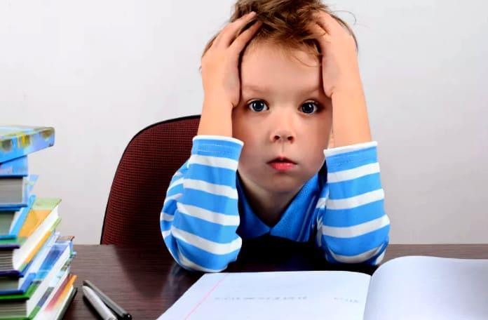 ребенок не хочет учить уроки