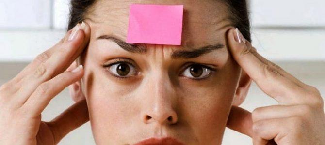Как улучшить память быстро в домашних условиях